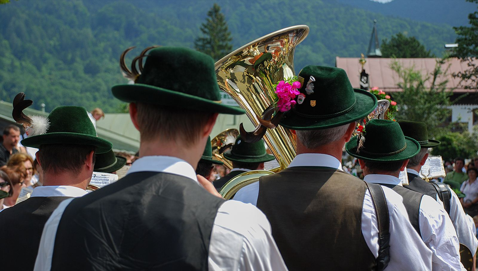 Der Webermohof in Rottach-Egern am Tegernsee - Tradition Copyright Gerlind Schiele Photography